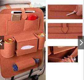 Seat Organizer Bag Mobil Avanza, Xenia, HRV, CRV, Brio, Terios, Jazz