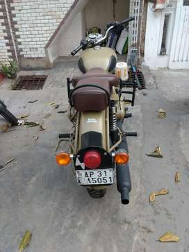 Dreem stone 500 cc bullet