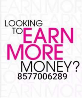 *Earn money from your own home join this job