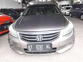 Honda New Accord 2.4L VTiL Matik tahun 2012