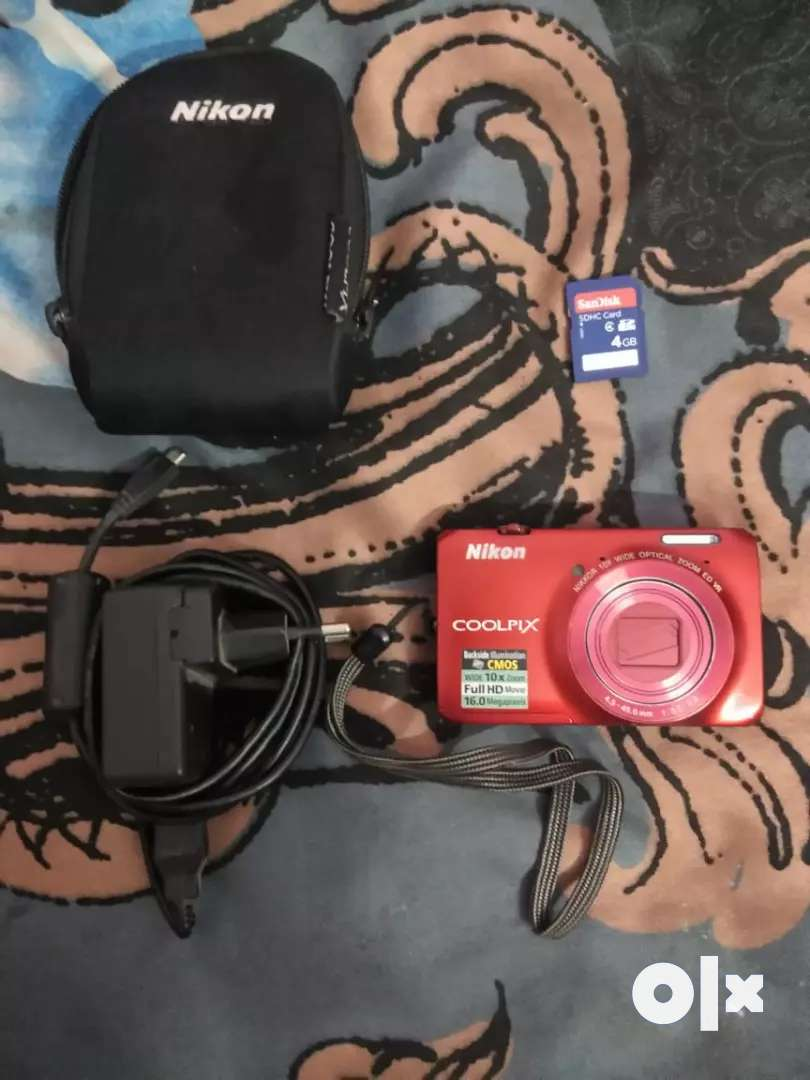 Nikon coolpix Camera 0