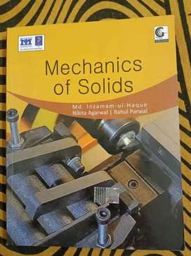 Mechanics of Solid