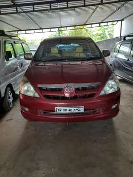 Toyota Innova 2.0 G4, 2006, Diesel