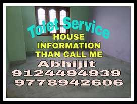 Big Single Room Attach Kitchen and Bathroom Near Nh Rasulgarh Square