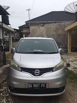 Nissan Evalia XV th 2012
