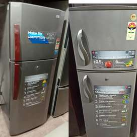 GOOD SECOND HAND REFRIGERATOR WITH 5 YEAR WARRANTY DELIVERY FREE