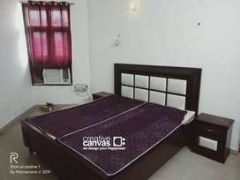 For Girls Only: Owner Free & Fully Furnished 1BR in Gated Society.