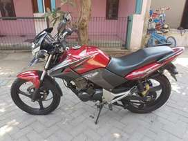 Honda tiger 2012 AG Nganjuk