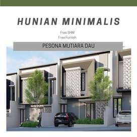 Rumah Minimalis di Lokasi Strategis Malang Batu