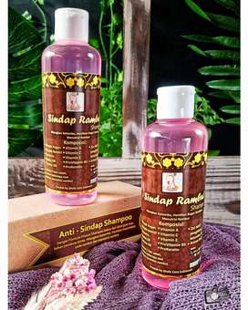 Sindap shampo mengatasi berbagai masalah rambut dan kulit kepala