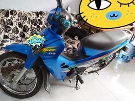 Kawasaki blitz 2003