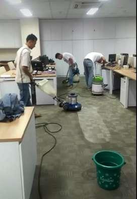 Jasa cuci Karpet kantor dan kerpet Masjid