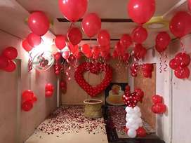 Party Buster's( decoration in very low at your budgets)