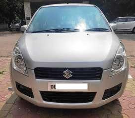 Maruti Suzuki Ritz Vxi BS-IV, 2012, Petrol