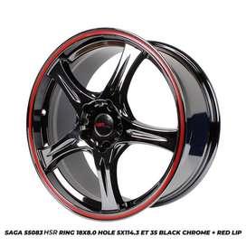 model vellg SAGA 55083 HSR R18X8 H5X114,3 ET35 BC/RL