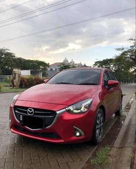 Mazda 2 R Skyactive 2018/2019 Soul Red New Model Facelift 1.5L