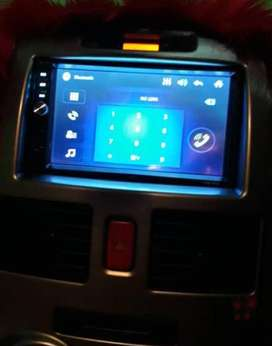 Paling dicari Head Unit Voxy support mirror link android iphone