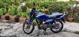 Bajaj Caliber 115 with all paper work