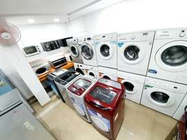 Used washing machine refrigerator & microwave available Visit store