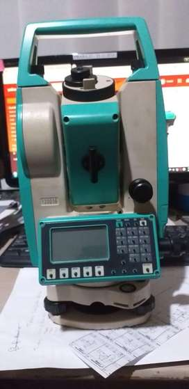 Total station second