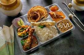 Lunch Tray for offices (order online)
