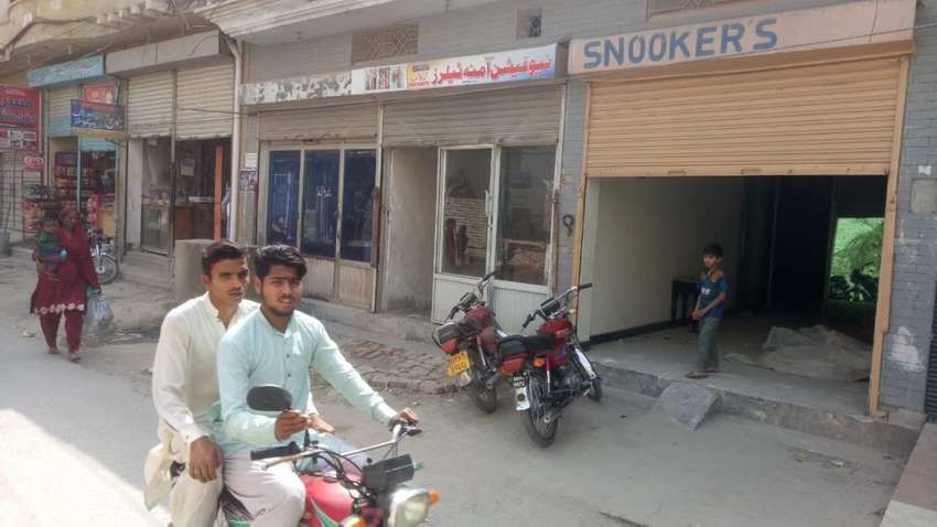 Shop or office space for rent Cheema Town
