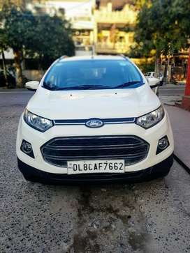 Ford Ecosport Titanium 1.0 Ecoboost Plus, 2014, Petrol