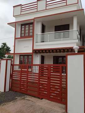 3 bhk 1400 sqft new build house at aluva pukattupay road kunjattukara