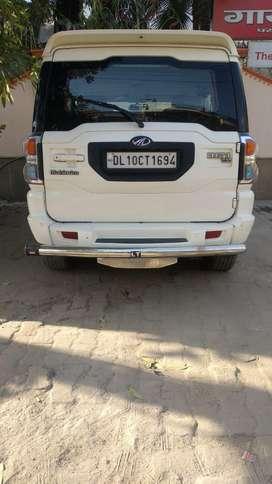 Mahindra Scorpio Intelli Hybrid S6 Plus, 2015, Diesel