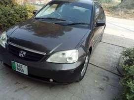 Civic 2002 in best condition