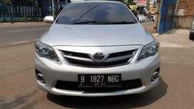 Toyota Altis V matic 2010 (kredit dibantu)