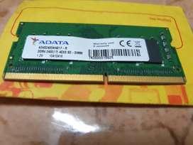 DATA 4 GB RAM WITH WARRANTY