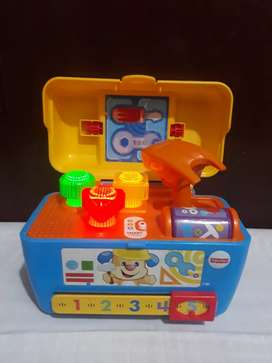 Fisher Price Laugh & Learn Tool Box