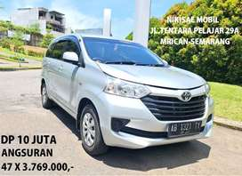 Termurah Kridit DP 10 Jt Grand New AVANZA E-MT/2018-Nol Spet-No Ragat-