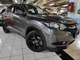 Honda HRV 1.5 S manual MT grey 2017 pmk 2018 HR-V Surabaya Sidoarjo
