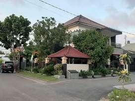 Rumah Mewah Tingkat 2 di Tengah Kota Mataram Full Isi