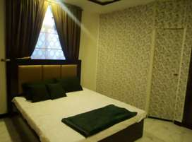 BAHRIA TOWN PHASE 7 ONE BED FURNISHED FLAT FOR RENT