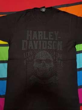 Jual 3 pcs kaos Harley Davidson
