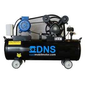 DNS -Kompresor 2 PK untuk penggerak Hidrolik cuci mobil H 1 unit Murah