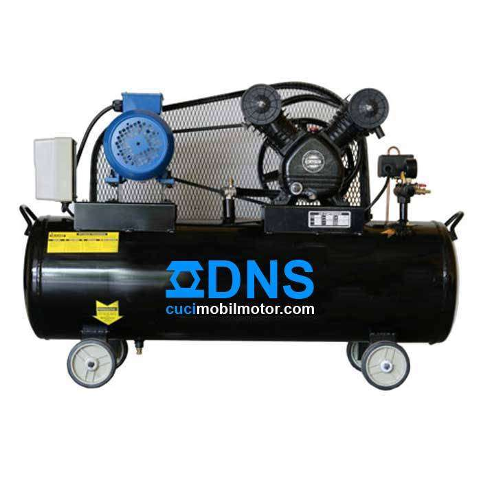 Kompresor 2 PK untuk penggerak Hidrolik cuci mobil H 1 unit mumer -DNS 0