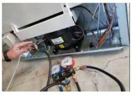 Refrigerator and Air conditioner Repairing specialist