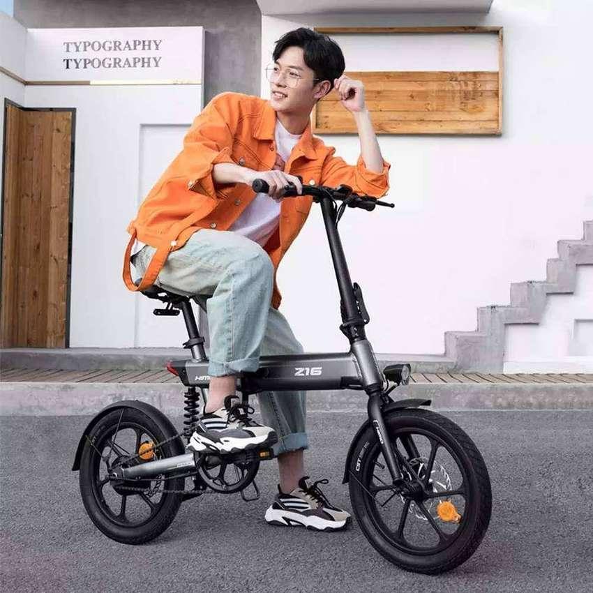 Sepeda Lipat Listrik Xiaomi Himo Z16 0