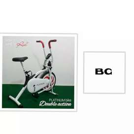 Sepeda Statis & Dinamis Platinum Bike ( BG Homeshopping )