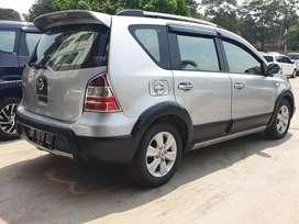Nissan Grand Livina x-gear 2009 automatic uang muka 13 juta saja
