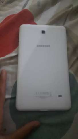 Samsung tab 4 sm_t230  in new condition