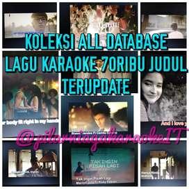 Video lagu Karaoke 71ribu judul full collection