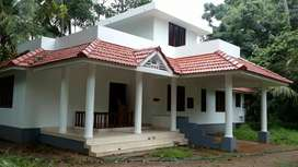 One floor house for rent with 2bhk, one with attached bathroom