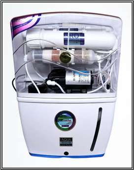 NEW RO+UV+CARBON+TDS CONTROL WATER PURIFEIR WITH BOWL SET
