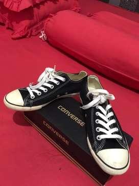 sepatu converse , size 36 (4,5)