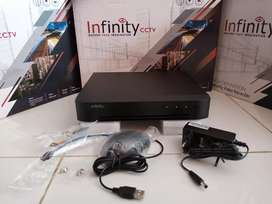 Dvr Infinity 4Channel 4Mp